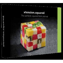 Kiosque Xtension 118'' x 89''
